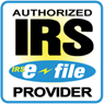 IRS e-File Logo
